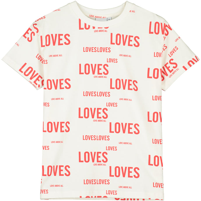 Natural Loves Loves T-Shirt