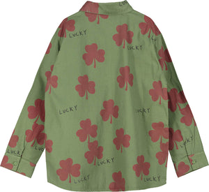 Moss Lucky Cotton Shirt