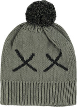 Moss Chunky Knit Hat