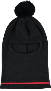 Black Knit Balaclava