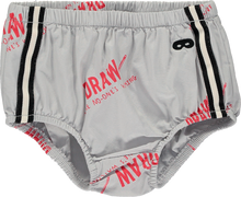 Baby Pants Quiet Grey Draw