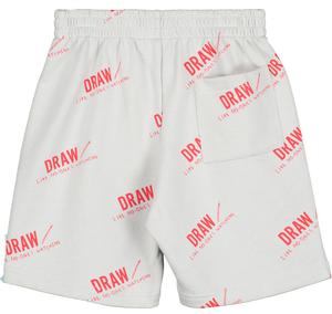 Shorts Grey Draw