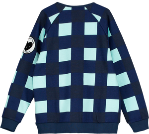 Zip jacket Gingham