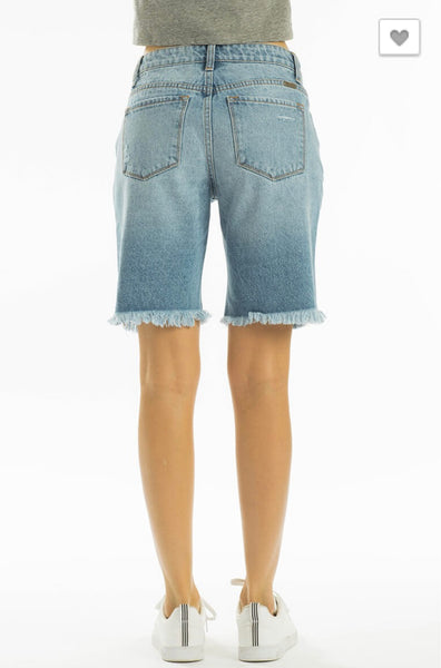 Kancan High Rise 90's Bermuda Shorts