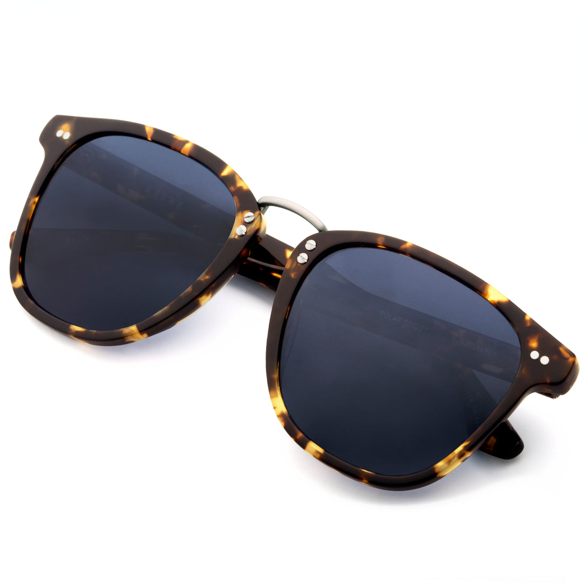 ADAMS | Bengal Polarized - handcrafted acetate eyewear