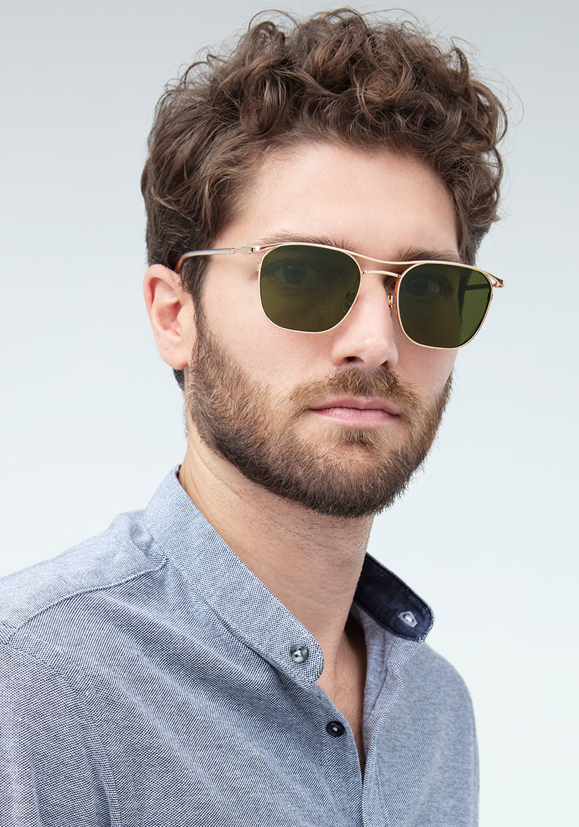 BAKER | 24K to Crystal Polarized