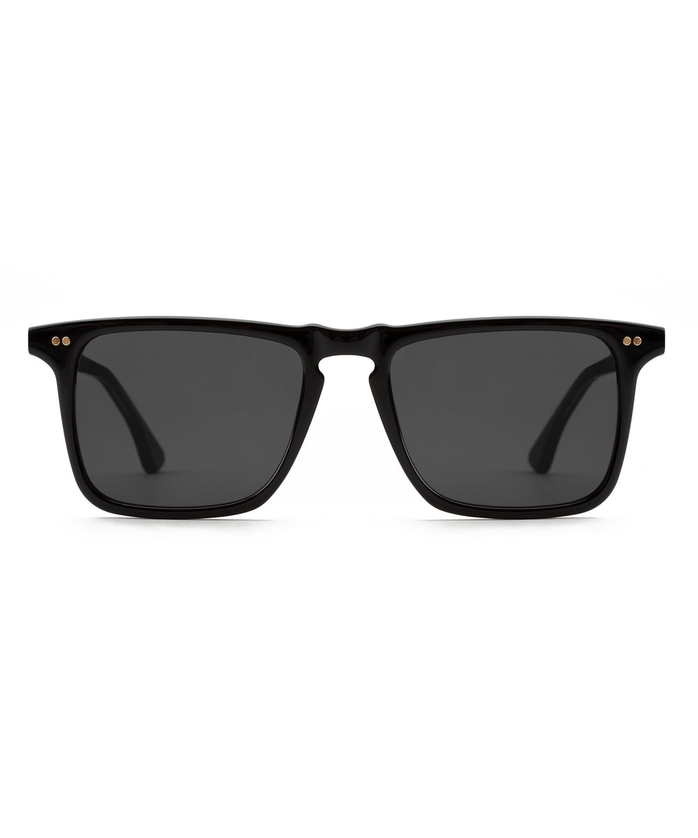 BEALE | Black Tea Handcrafted, Acetate Sunglasses