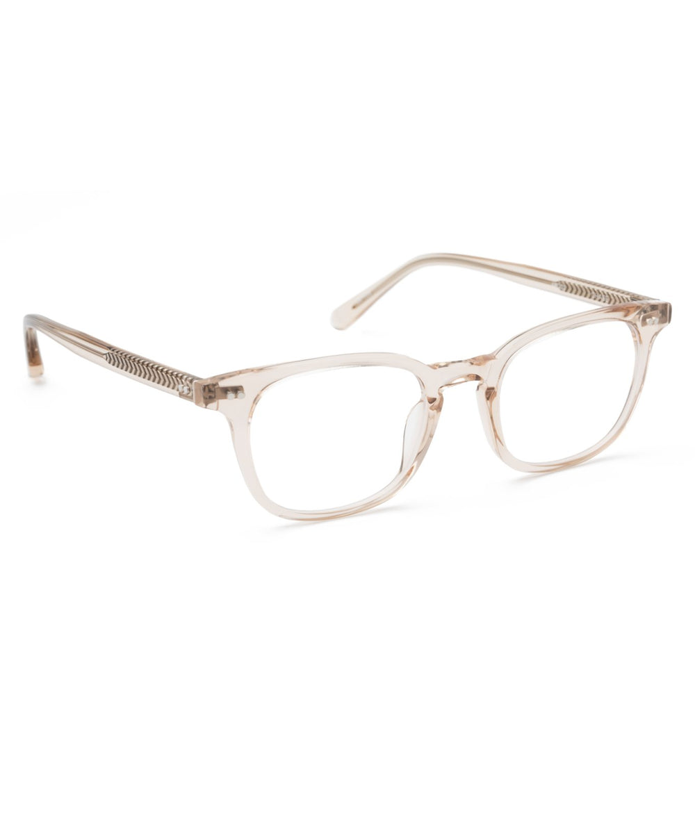 CHASE | Buff Handcrafted, Acetate Frames
