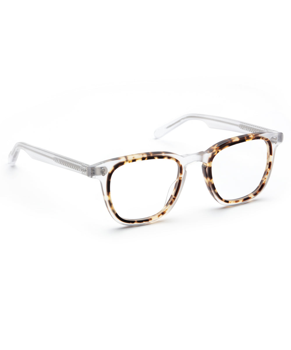 CLAY | Crystal to Bengal Handcrafted, Acetate Frames