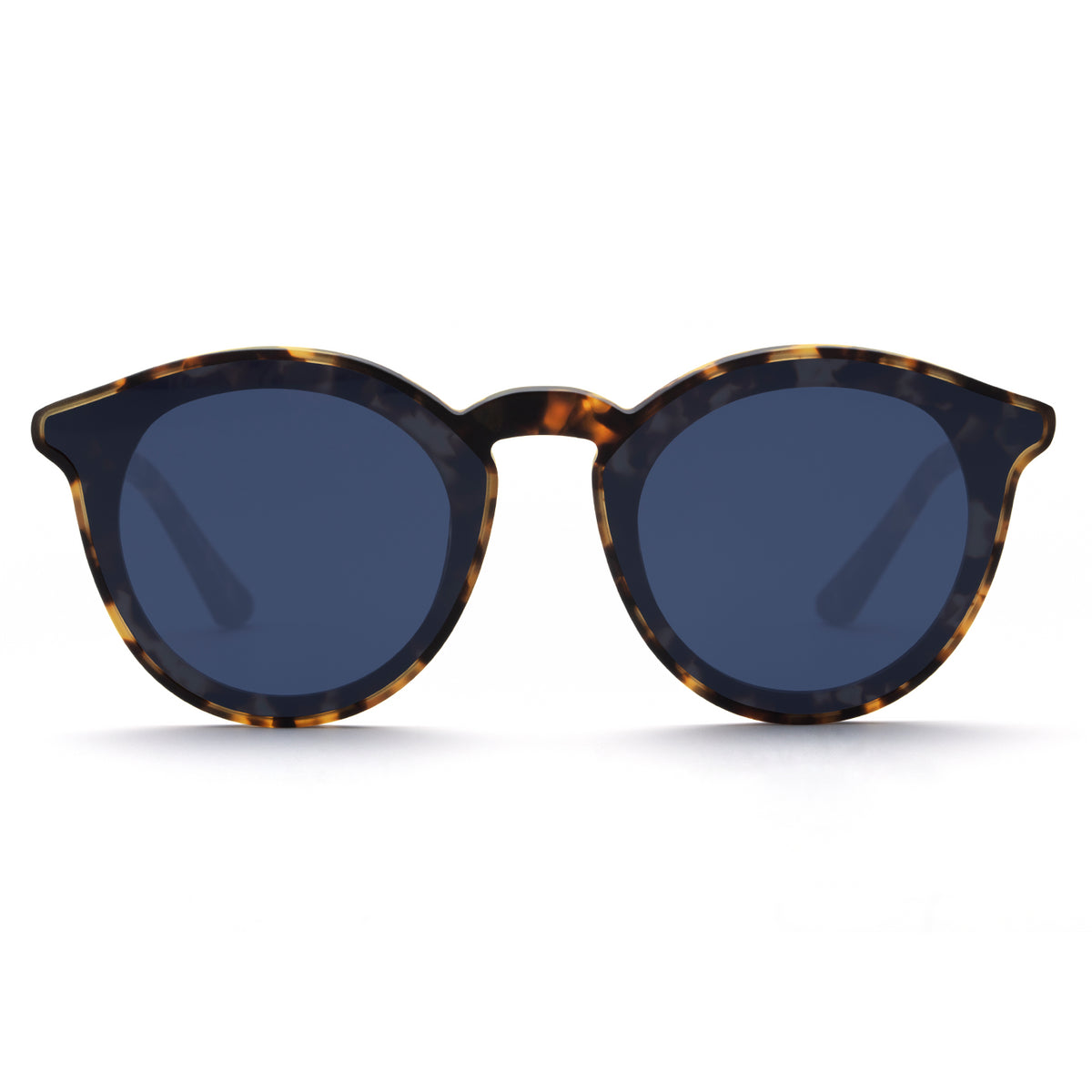 COLLINS NYLON | Matte Bengal handcrafted acetate sunglasses