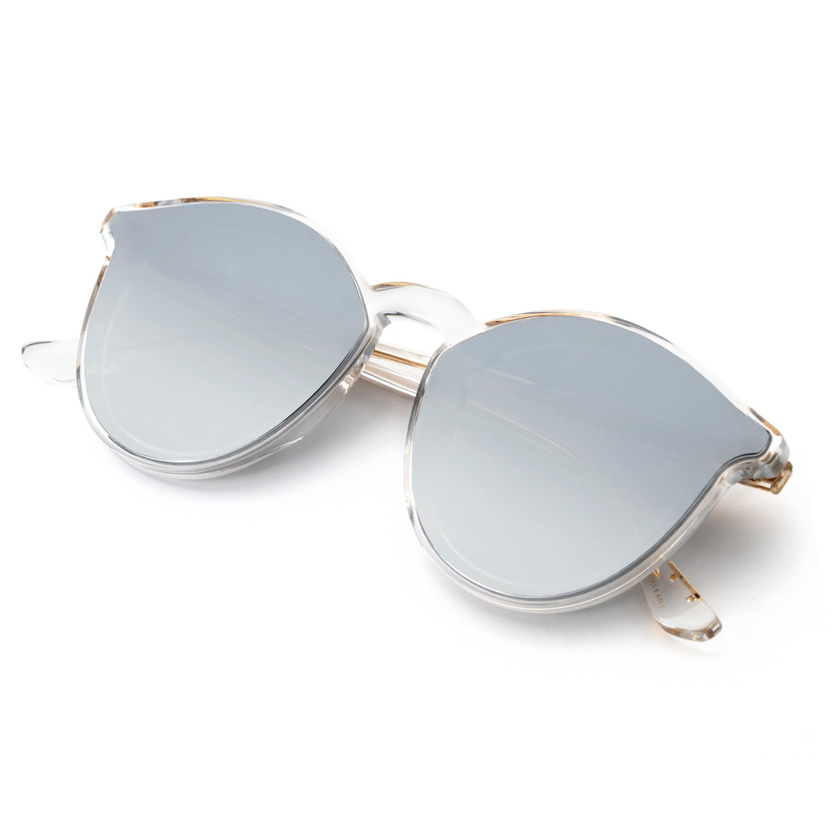 COLLINS NYLON | Crystal handcrafted acetate sunglasses