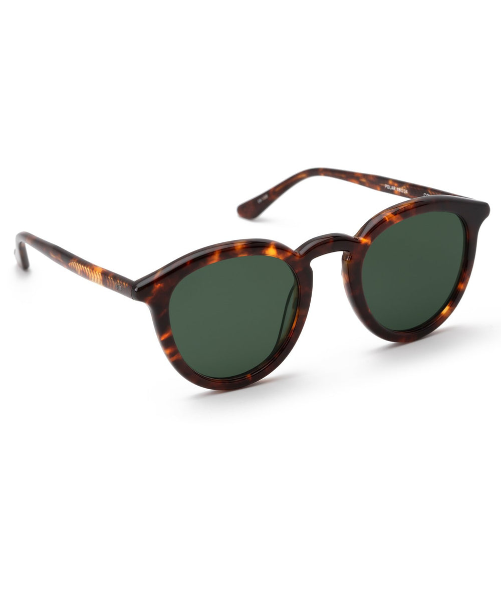 COLLINS | Rye Polarized Handcrafted, Acetate Sunglasses