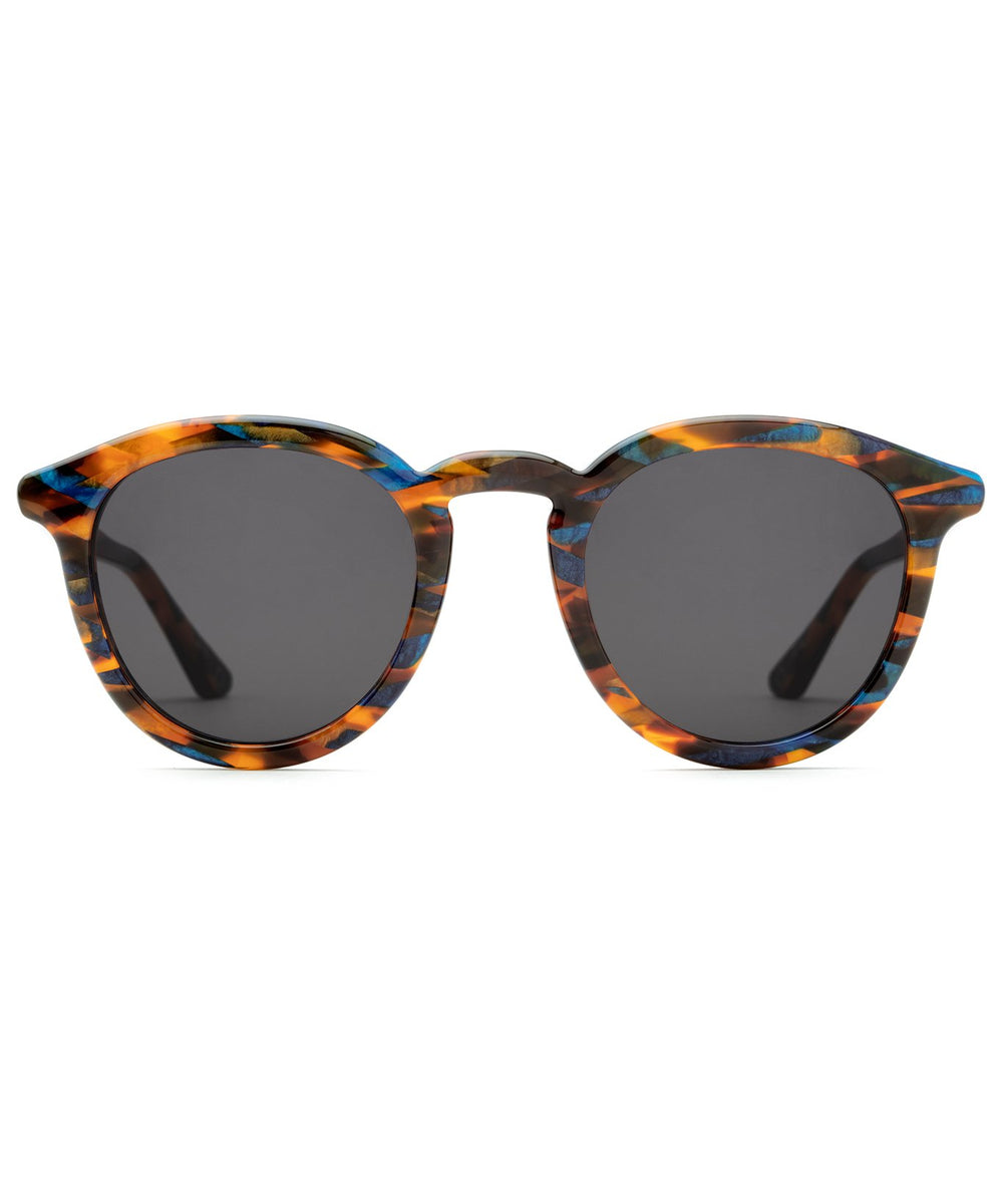 COLLINS | Topaz Handcrafted, acetate sunglasses