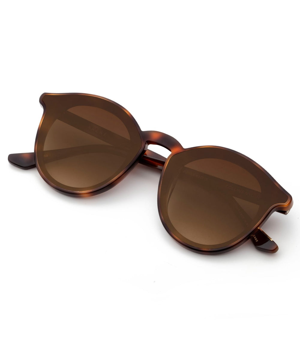 COLLINS NYLON | Maple Polarized Handcrafted, acetate sunglasses