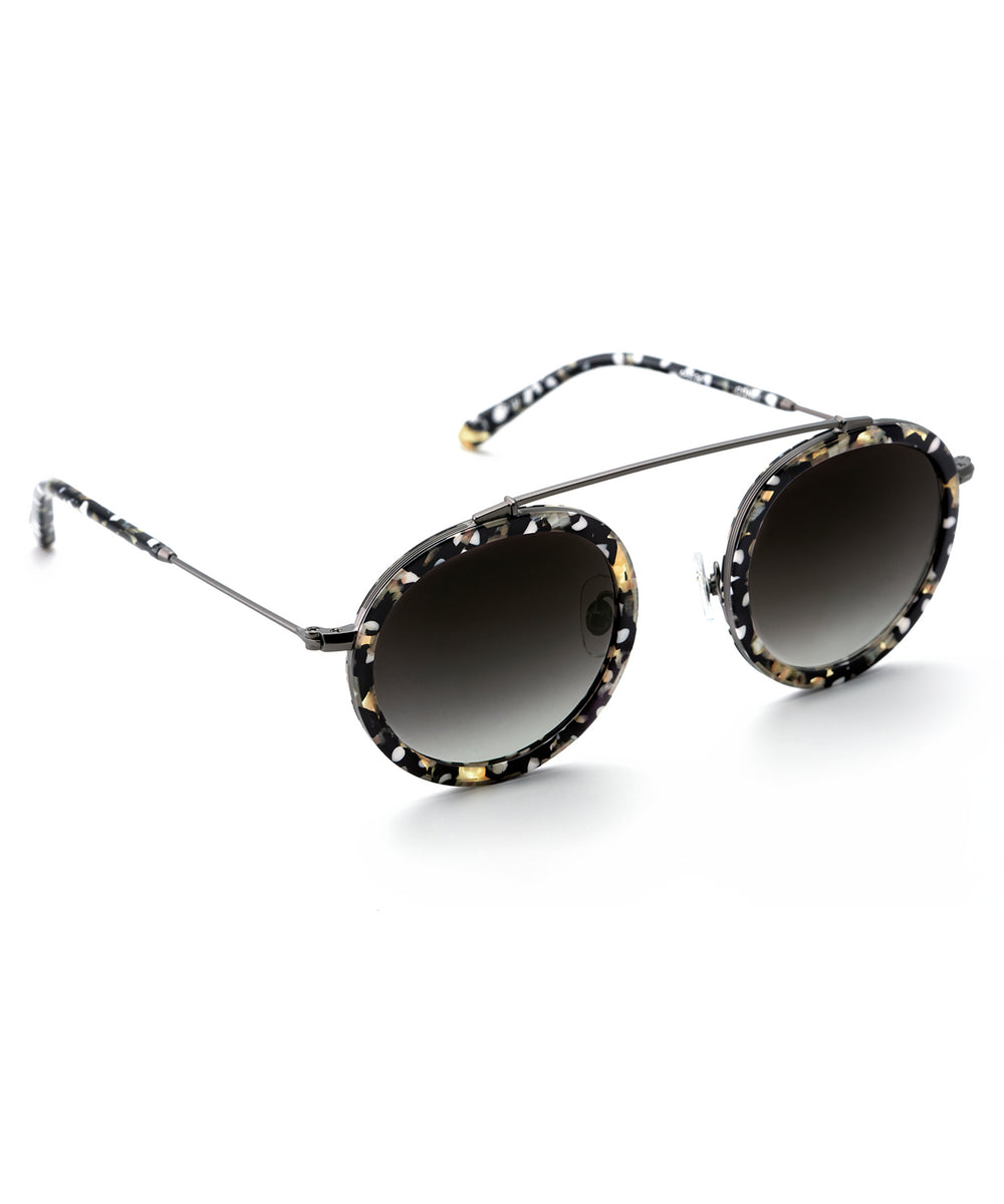 CONTI | Plume handcrafted acetate sunglasses