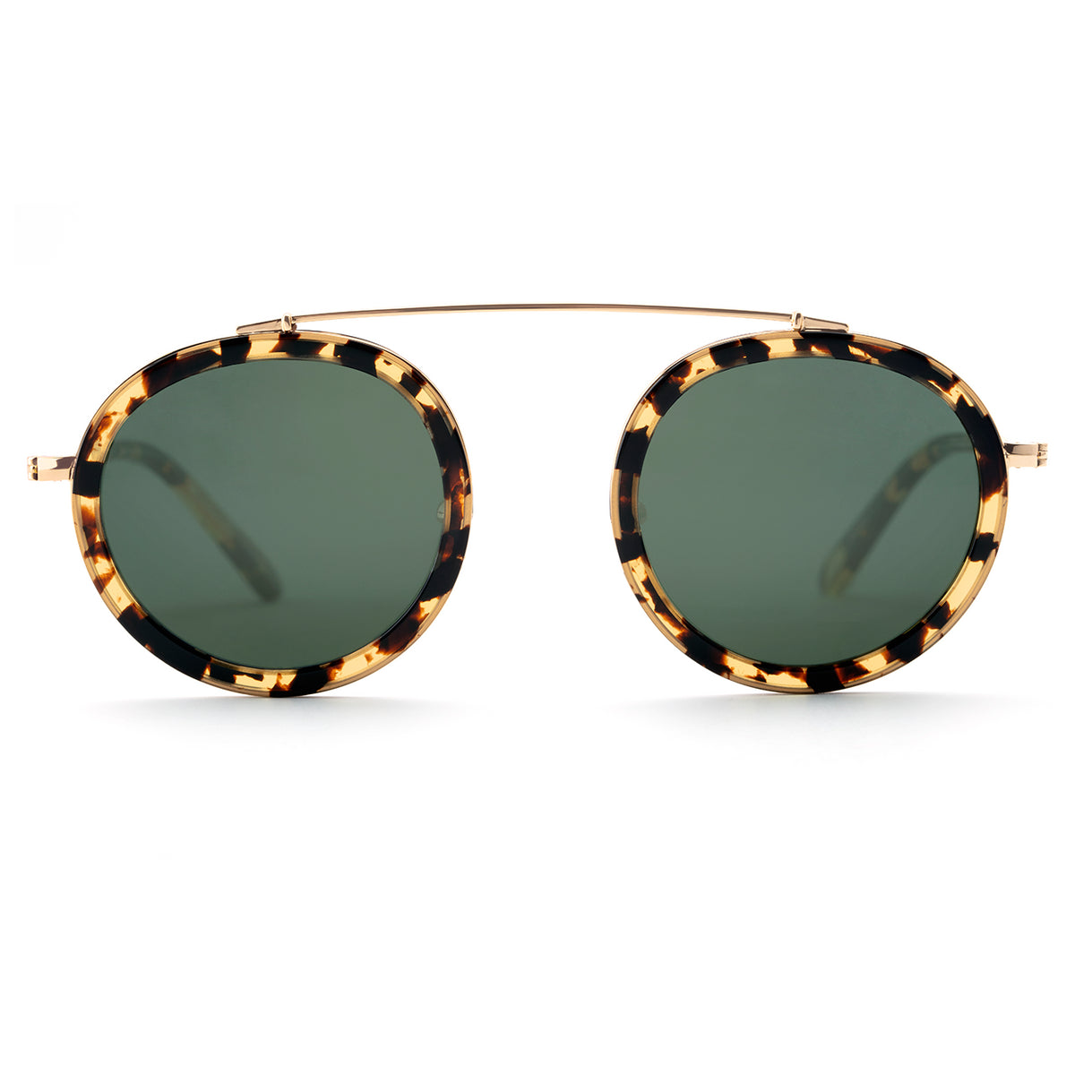 CONTI | Zulu Polarized 24K handcrafted acetate sunglasses