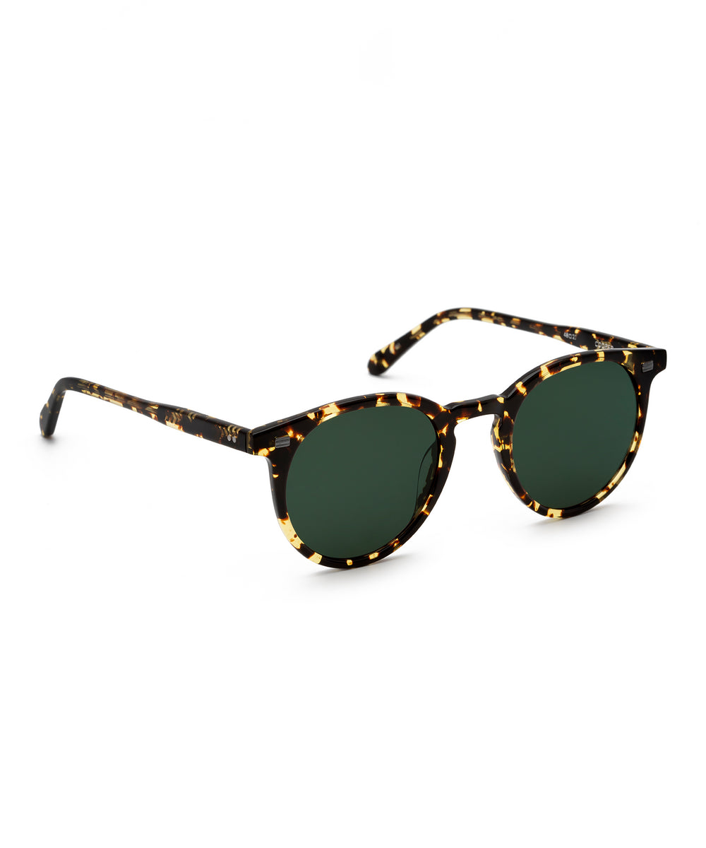 COOPER | Zulu Handcrafted, acetate sunglasses