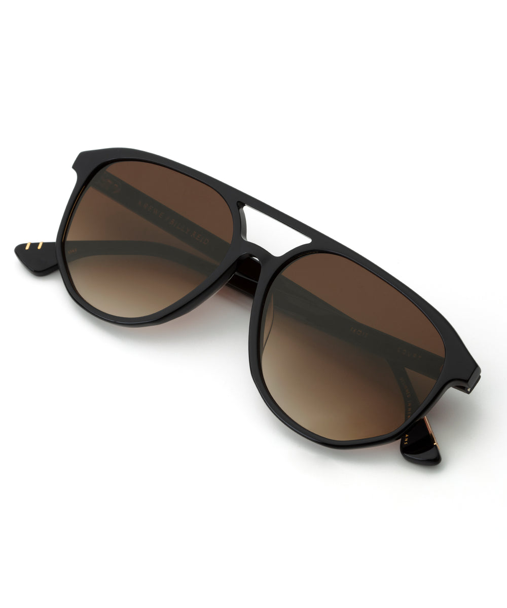 COURT | Black Tea Handcrafted, Acetate Sunglasses