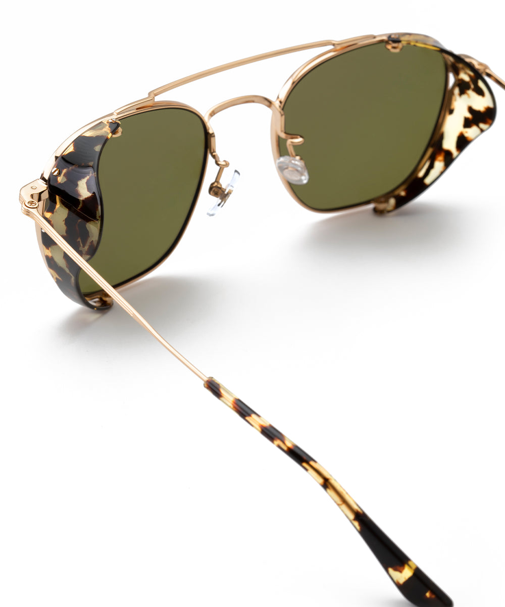 EARHART BLINKER | 24K + Zulu Polarized