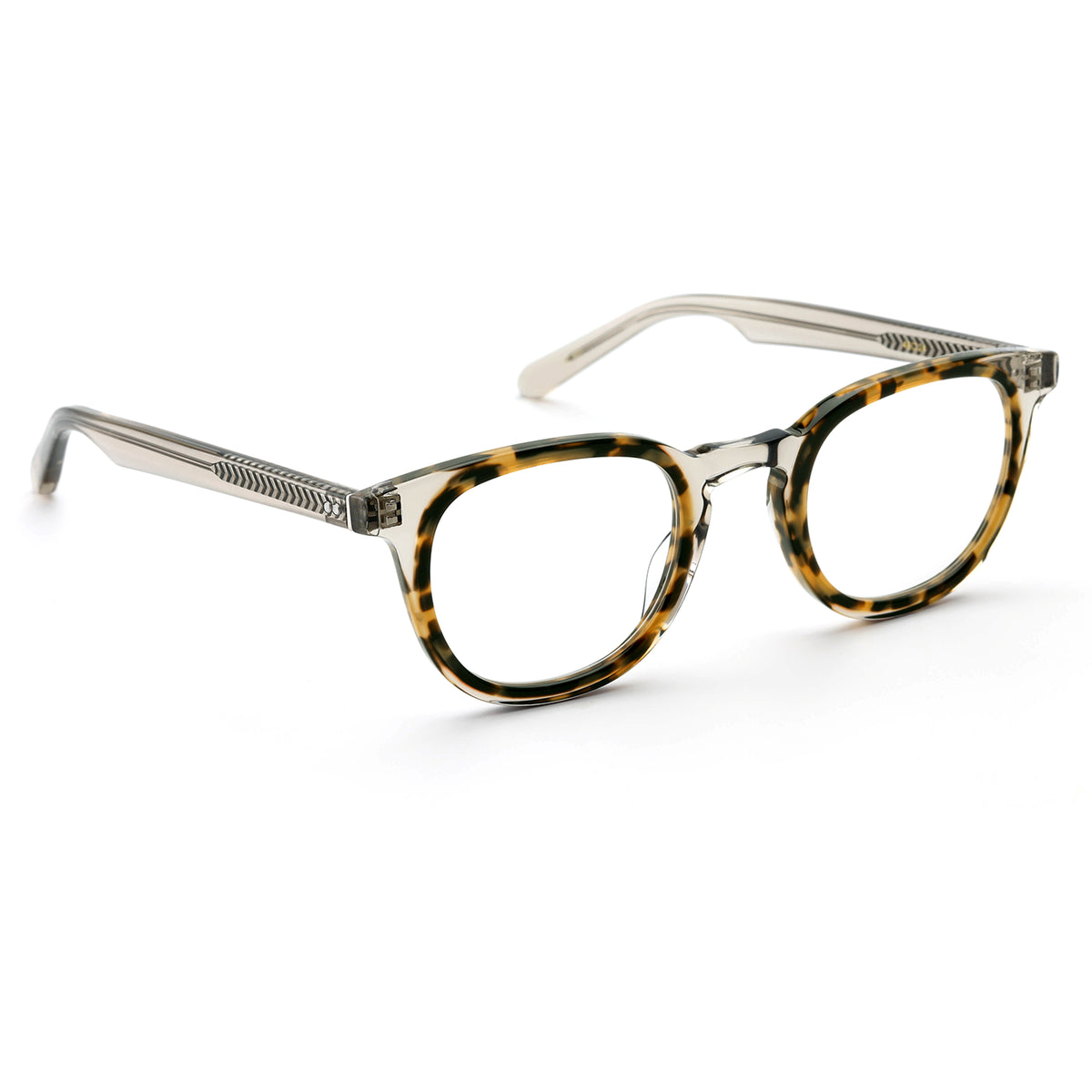 ELM | Brume to Blonde Tortoise - handcrafted acetate eyewear
