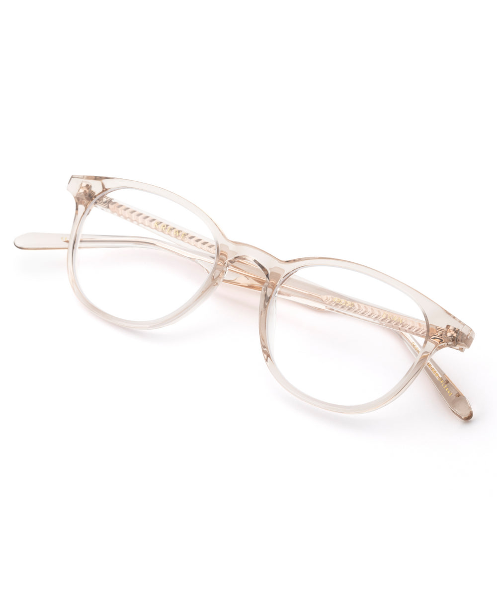 EVAN | Buff Handcrafted, Acetate Frames
