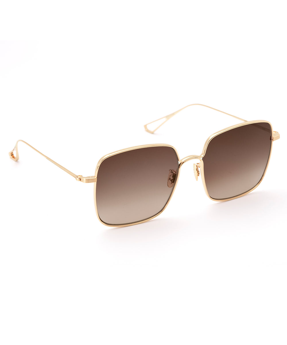 EVE | 24K Titanium Mirrored Handcrafted, Titanium Sunglasses