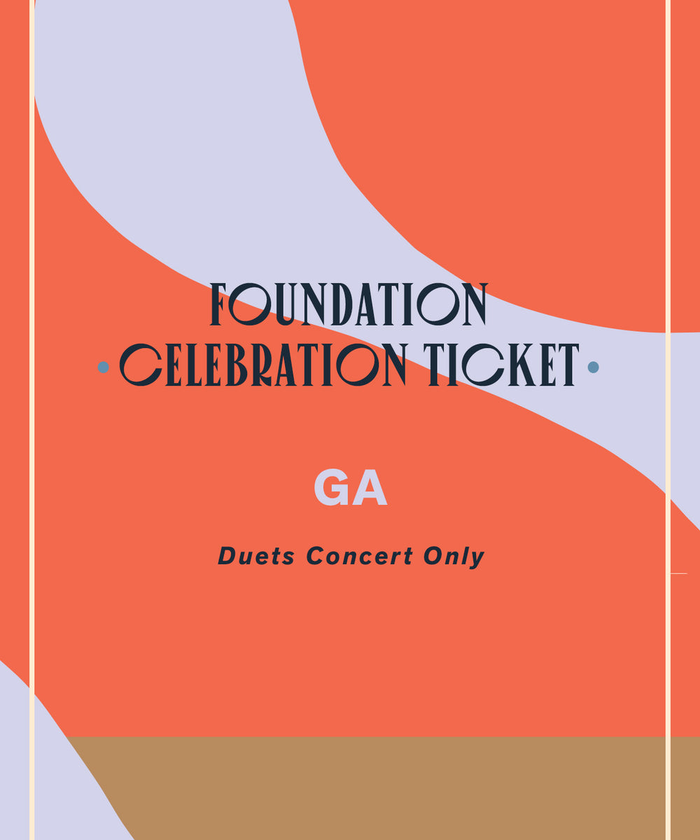 KREWE FOUNDATION CELEBRATION - GA (concert only)