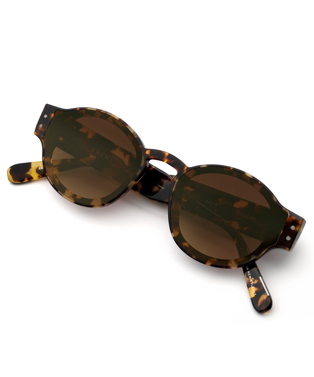 FILMORE NYLON | Bengal Handcrafted, Acetate Sunglasses