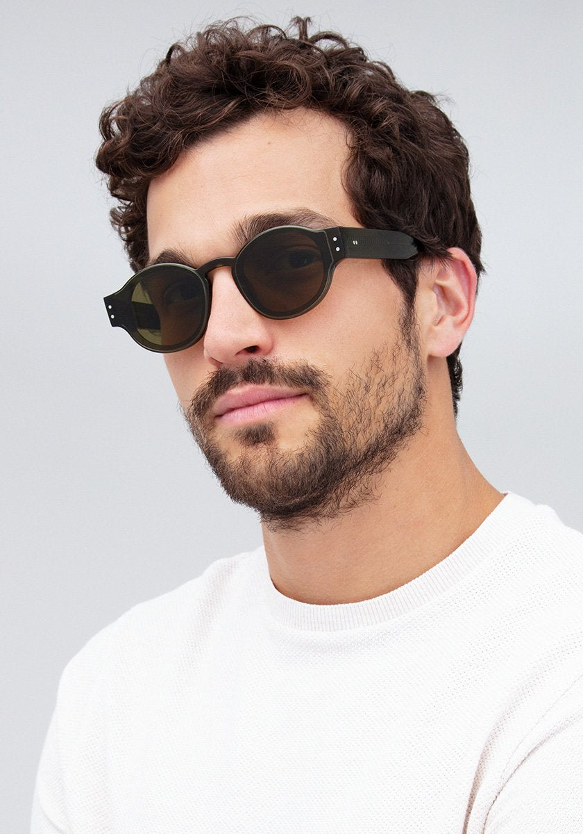 FILMORE NYLON | Sage Handcrafted, Acetate Sunglasses | Featured Model | Mens