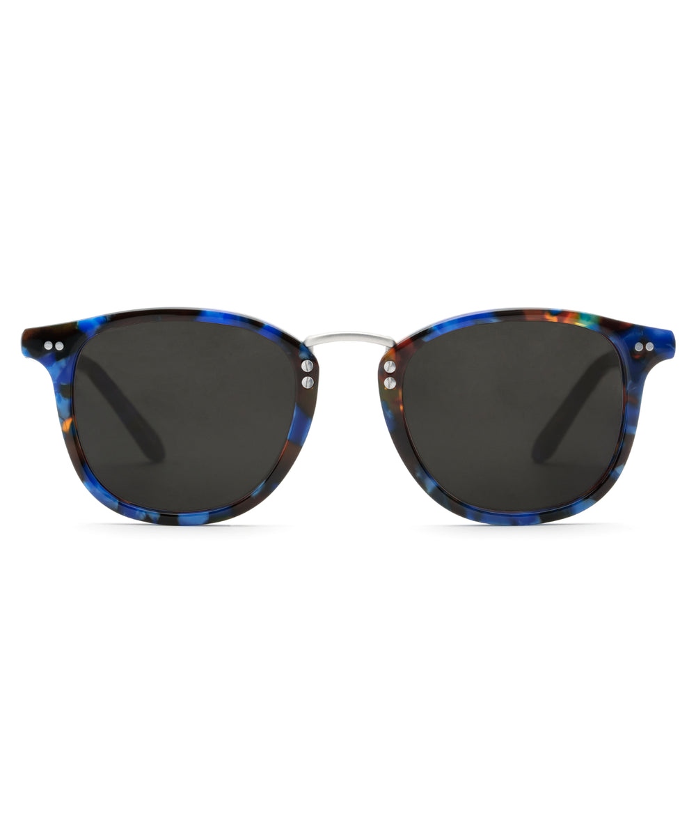 Franklin-BlueSteel-HANDCRAFTED, Acetate Sunglasses