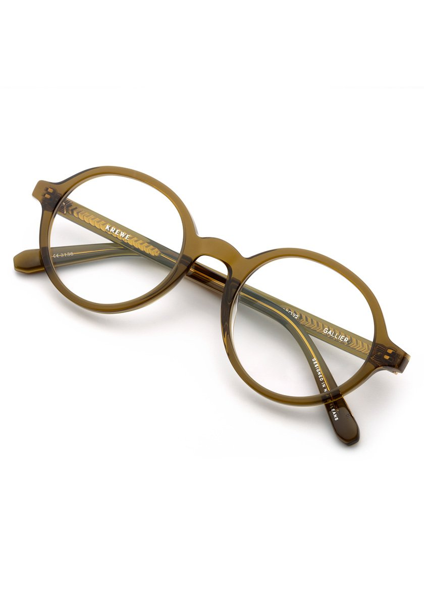 GALLIER | Hunter Handcrafted, Acetate Frames