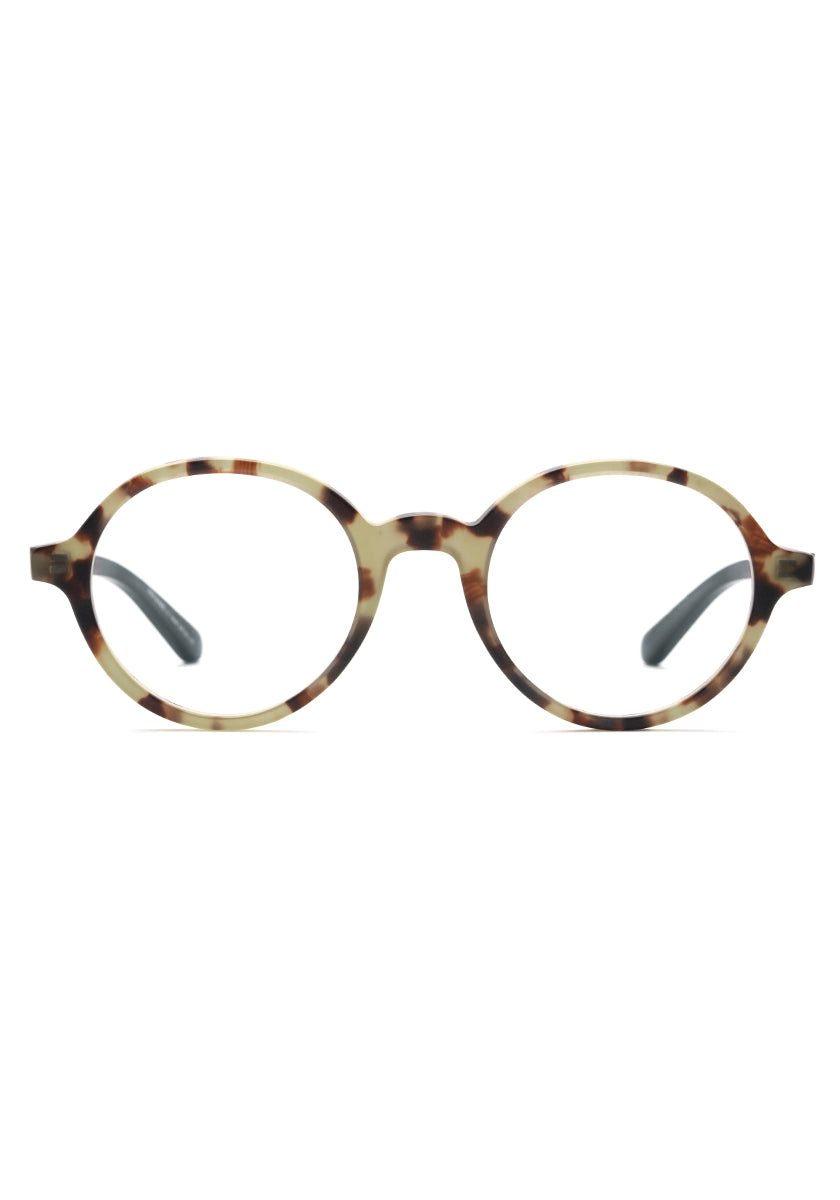 GALLIER | Matte Oxford to Chai + Oxford Handcrafted, Acetate Frames
