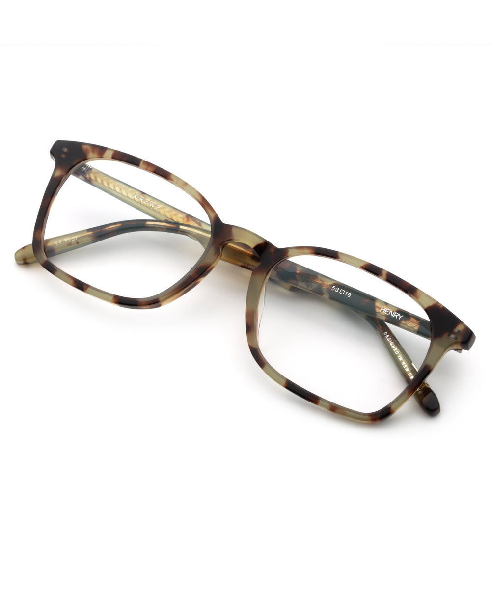 HENRY | Oxford to Chai Handcrafted, Acetate Frames