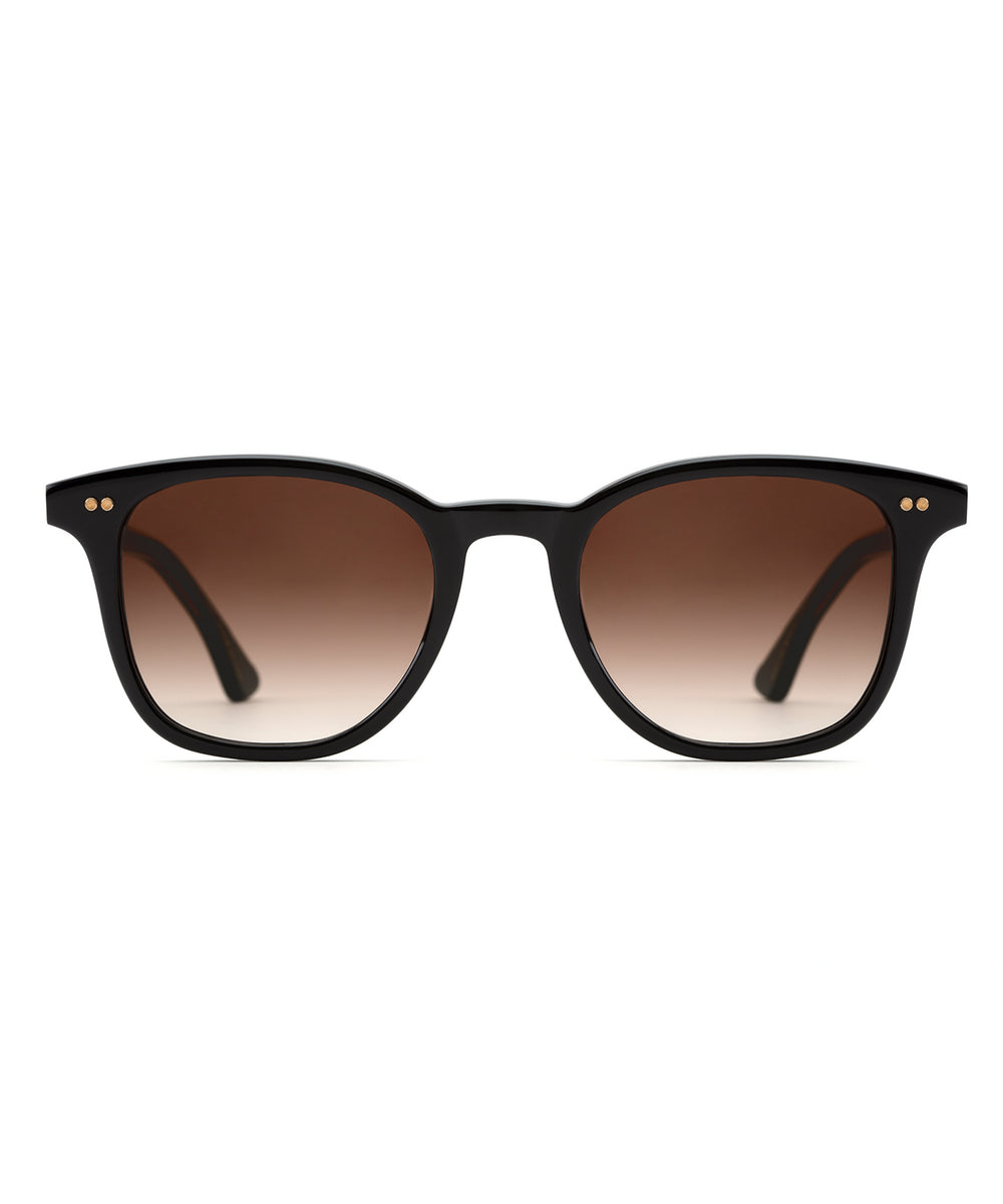 HOWELL | Black Tea Handcrafted, Acetate Sunglasses