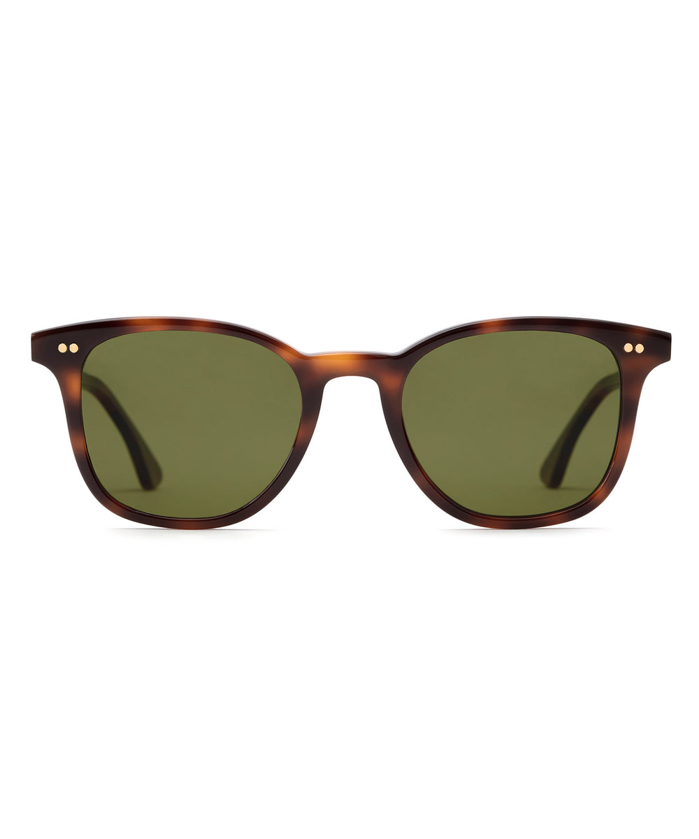 HOWELL | Maple Polarized Handcrafted, Acetate Sunglasses
