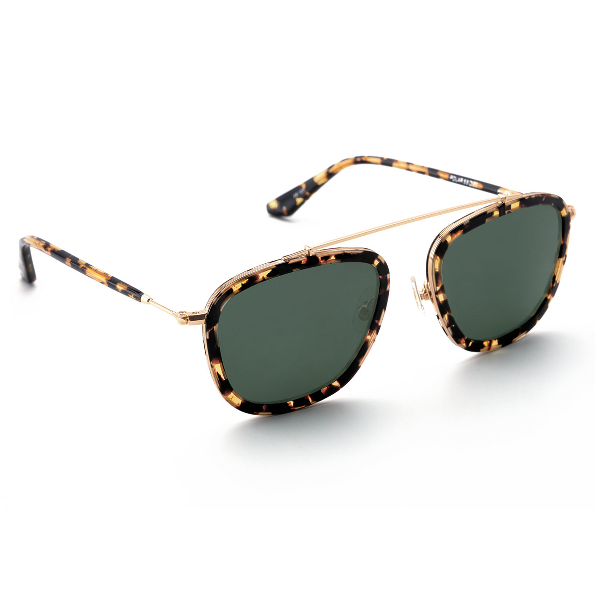 HUEY | Zulu Polarized 24K handcrafted acetate sunglasses