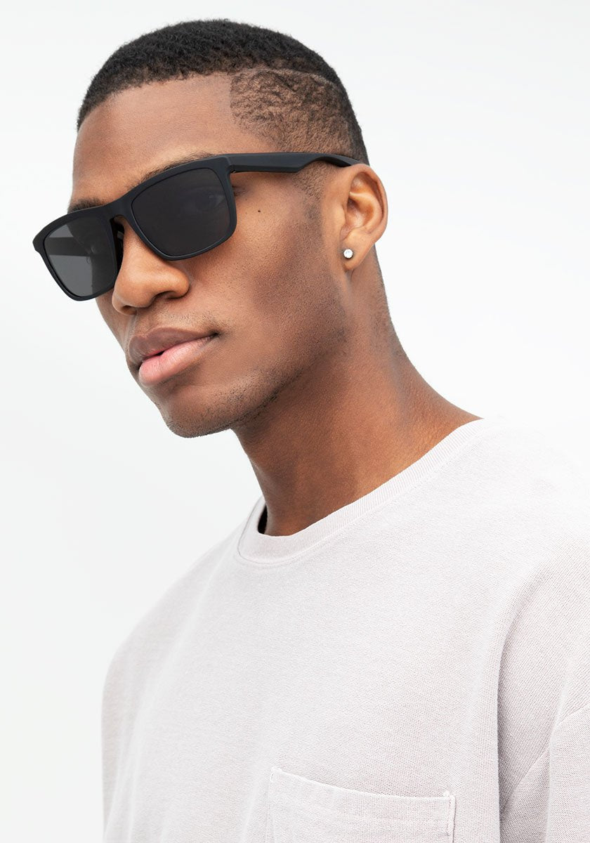 ISLE | Matte Black Polarized