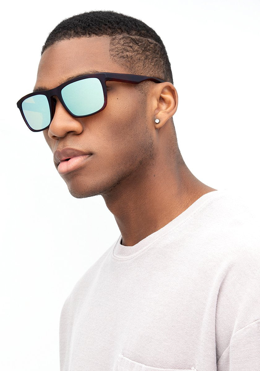 ISLE | Matte Dusk Mirror Polarized