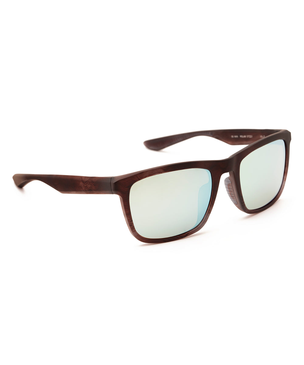 ISLE | Matte Dusk Polarized Hand-Painted, Bio-Plastic Sunglasses