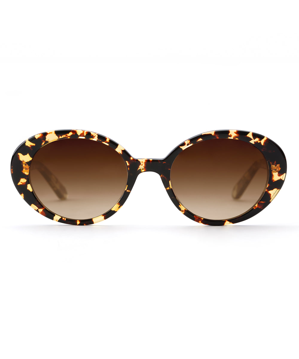 LAUREL | Zulu Polarized handcrafted acetate sunglasses