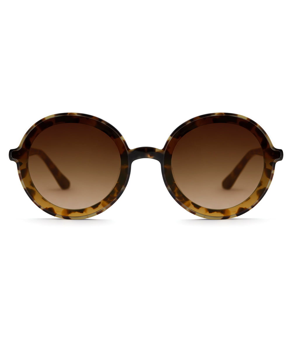 LOUISA NYLON | Oxford Handcrafted, Acetate Sunglasses