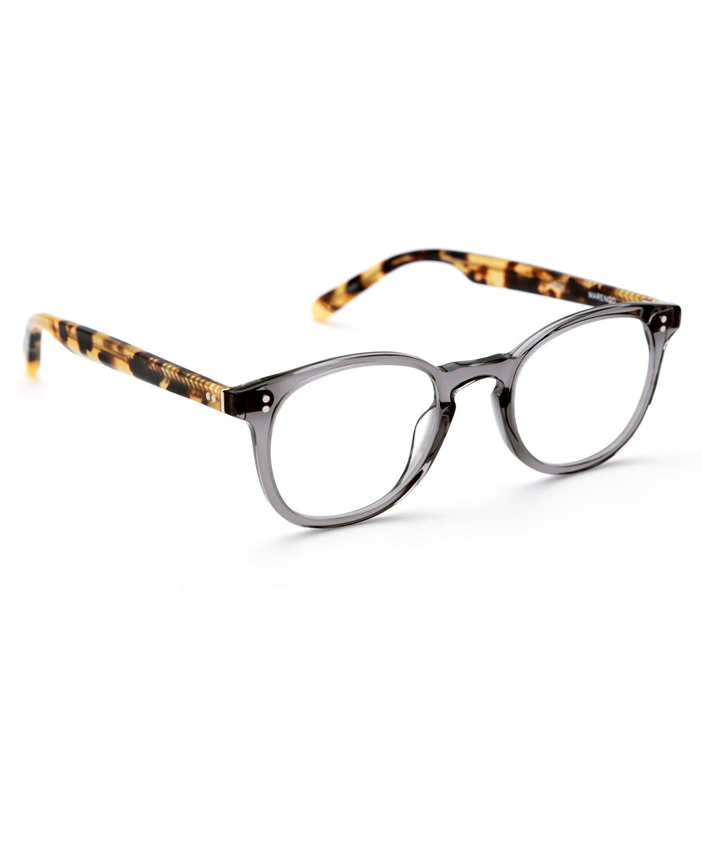 MARENGO | Ash + Chai Handcrafted, Acetate Frames