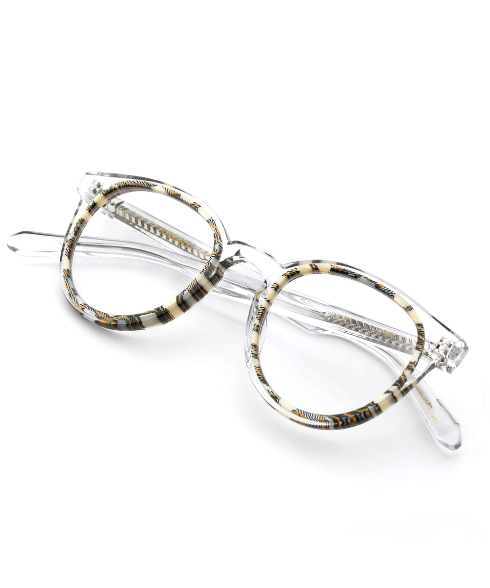 MIRO | Crystal to Stella - handcrafted acetate eyewear