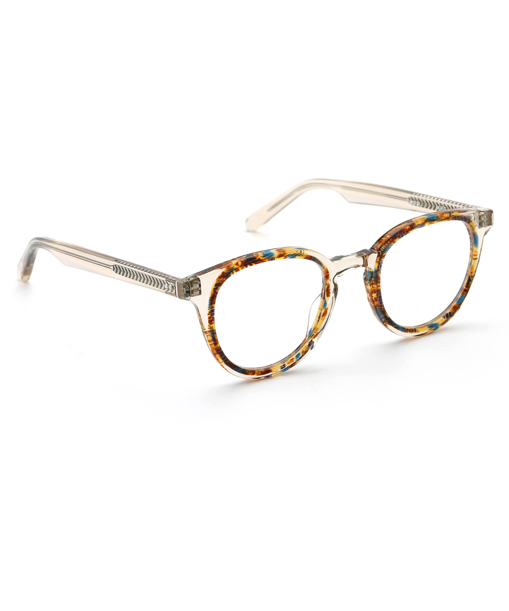 MIRO | Buff to Heron - handcrafted acetate eyewear