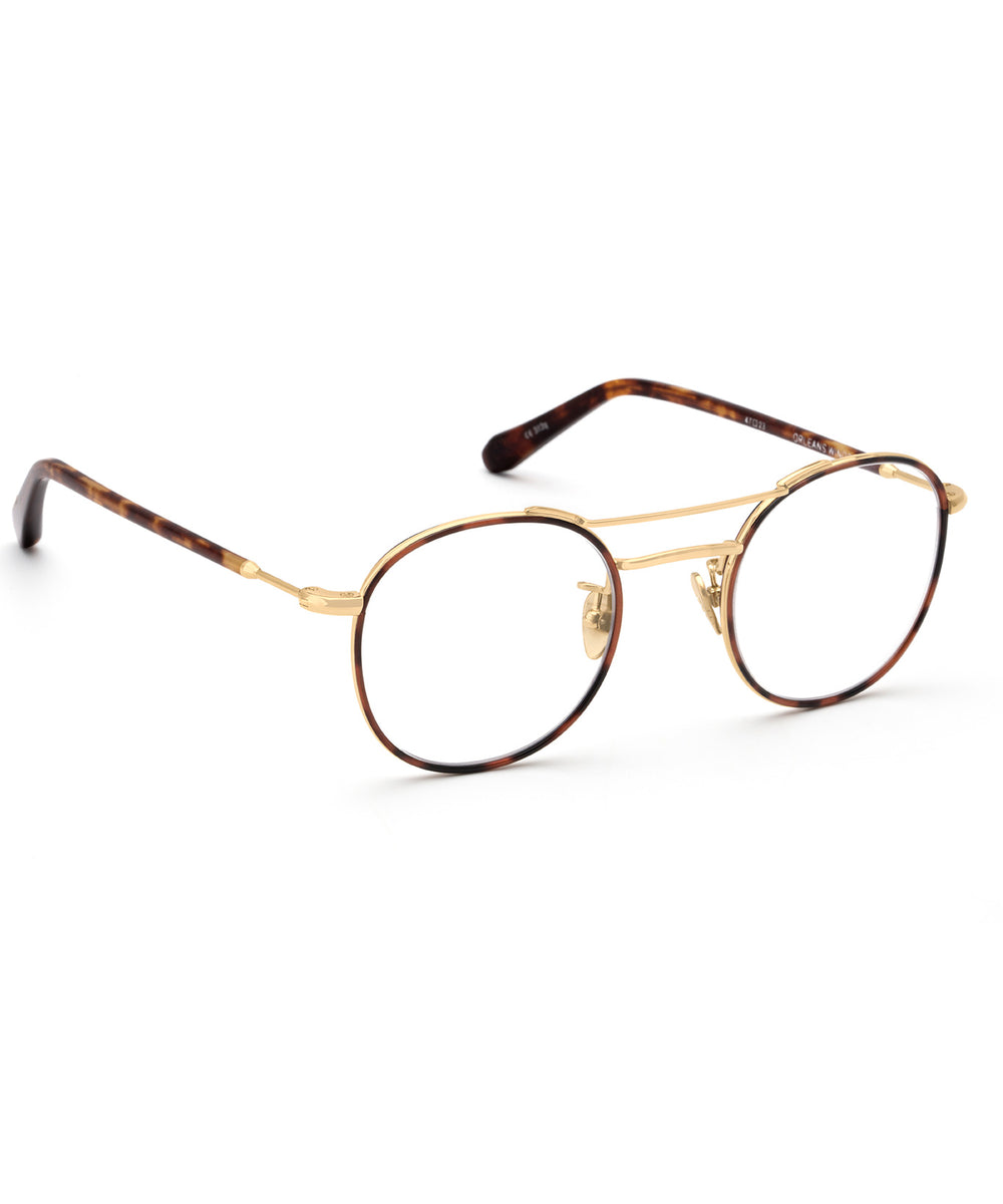 ORLEANS WINDSOR OPTICAL | Rye 12K Titanium