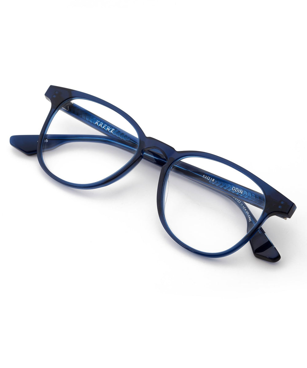 ODIN | Midnight Handcrafted, Acetate Frames
