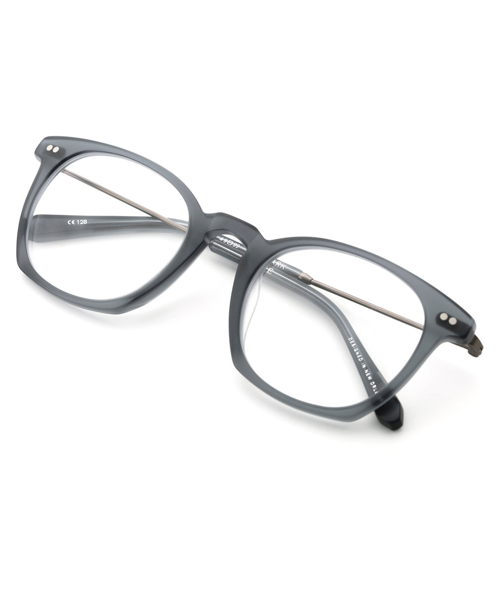 PARK | Matte Oxford handcrafted acetate eyewear