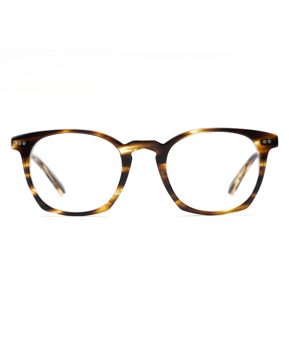 PARK | Oak handcrafted, acetate frames