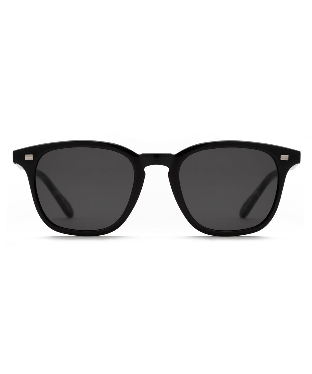 PIERCE | Black to Absinthe to Black Handcrafted, Acetate Sunglasses