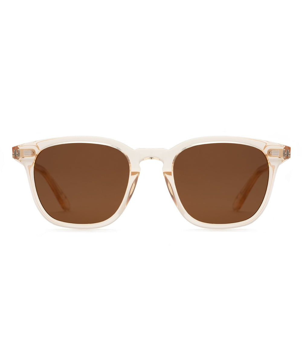 PIERCE | Haze Polarized Handcrafted, Acetate Sunglasses